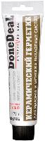 Герметик керамический для ремонта и монтажа выхлопных систем DoneDeal DD6785 170г