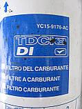 Корпус паливного фільтра (підігрів + підкачка) б/у на Ford Transit 2.0 Di, 2.4 Di 2000-2006 рік, фото 2