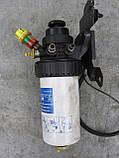 Корпус паливного фільтра (підігрів + підкачка) б/у на Ford Transit 2.0 Di, 2.4 Di 2000-2006 рік, фото 3