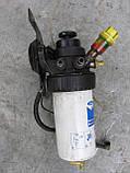 Корпус паливного фільтра (підігрів + підкачка) б/у на Ford Transit 2.0 Di, 2.4 Di 2000-2006 рік, фото 5