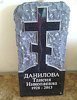 Крест из натурального камня ПГ - 100