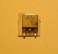 KIA78D25F KIA78D25F-RTF регулятор напряжения