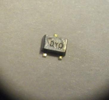 DYO 2SC5343UF-Y (BULK) NPN транзистор