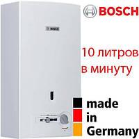 Газовая колонка Bosch Therm 4000 O WR 10-2 P с пьезо