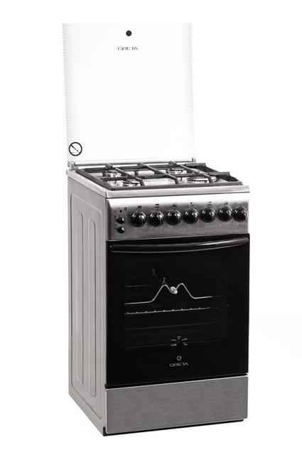 Плита газовая GRETA 1470-ГЭ исп. 07 скл. кр.