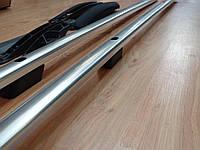 "Рейлинг Fiat Doblo 2000-2014 к.б. ""Хром"" , фото 1"