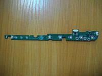 Плата с кнопками Кнопка включения HP Compaq nx9030