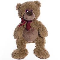 Детская мягкая игрушка, плюшевый мишка Балу,коричневый
