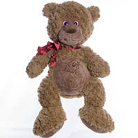 Детская мягкая игрушка, плюшевый мишка Балу, коричневый