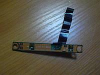 Плата с кнопкой включени HP Compaq 610