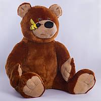 Большая мягкая игрушка,медведь Топтыгин,коричневый