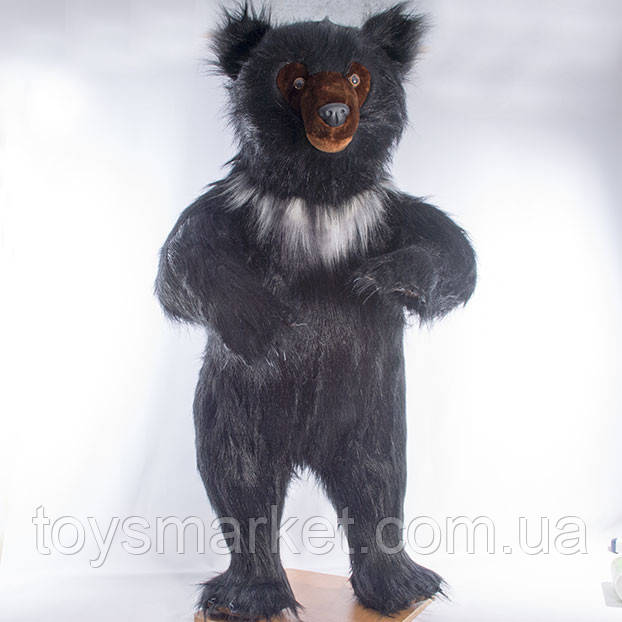 Большая мягкая игрушка медведь Бурый