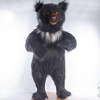 Большая мягкая игрушка,медведь Бурый