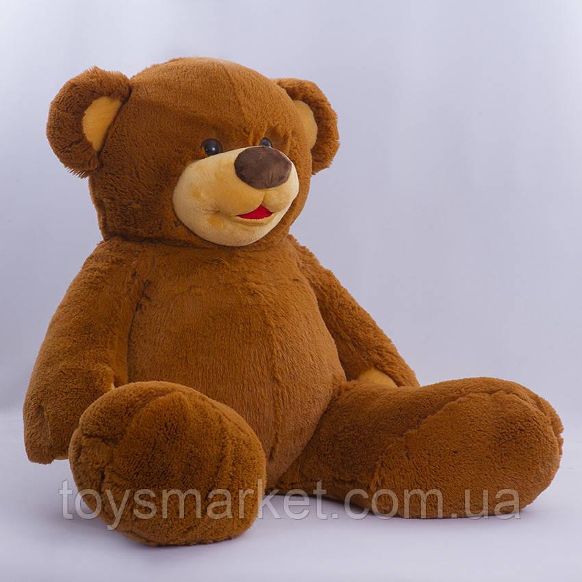 Детская мягкая игрушка, плюшевый мишка  Топтун,коричневый