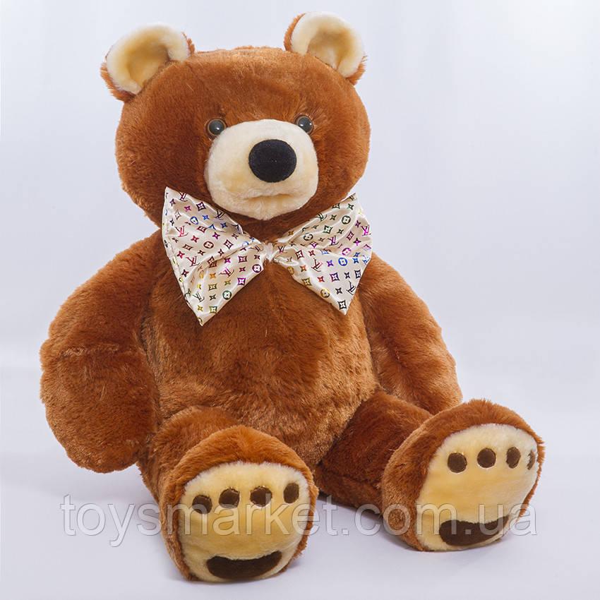 Детская мягкая игрушка, плюшевый мишка Миша, коричневый