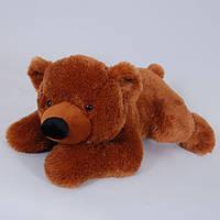 Детская мягкая игрушка, плюшевый мишка Сенди,коричневый