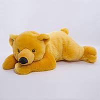 Детская мягкая игрушка, плюшевый мишка Сенди,желтый