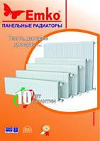 Радиаторы турецкие стальные Emko,IGNIS(Турция) 22К 500*800