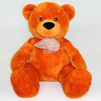 Детская мягкая игрушка, плюшевый мишка Тед,оранжевый