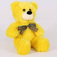 Детская мягкая игрушка, плюшевый мишка Тед,желтый