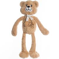 Детская мягкая игрушка, плюшевый мишка Ирэн,коричневый