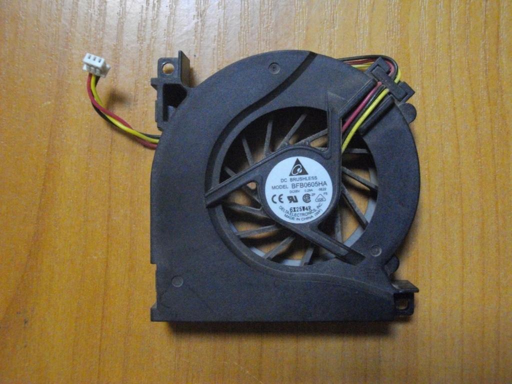 Вентилятор Кулер Охолодження Asus A6 A6M BFB0605HA