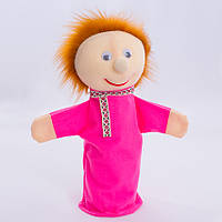 Детская мягкая игрушка,рукавичка,Иванушка