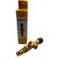 Клапан перегрева  Regulus DBV1  2-х ходовой 3/4 к твердотопливным котлам, фото 1