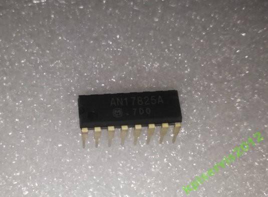 Микросхема AN17825A DIP-16, фото 2