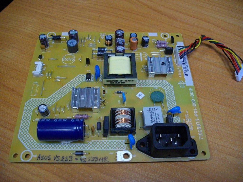 Плата живлення Asus VS239HR 715G5973-P01-000-001R