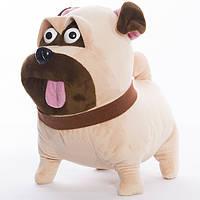 Детская мягкая игрушка,щенок Мэл, тайная жизнь домашних животных