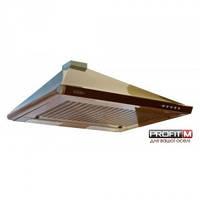 Витяжка кухонна Profit-м Фортуна Турбо Ф-1 60 коричнева