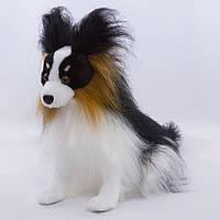Детская мягкая игрушка,пес Попельон