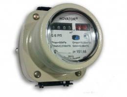 Счетчики газа роторный Novator G-4