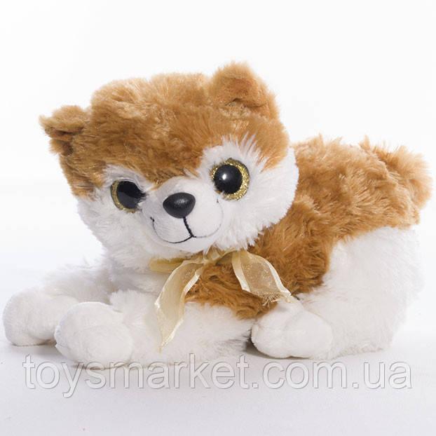 Детская мягкая игрушка,пес Топа