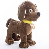 Детская мягкая игрушка,щенок Товарищ,лабрадор
