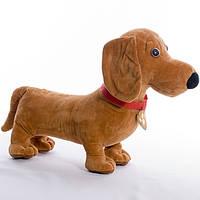 Детская мягкая игрушка,щенок Товарищ,такса