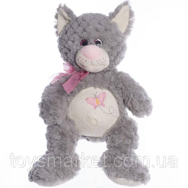 Детская мягкая игрушка,кот Праздничный