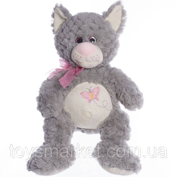 Детская мягкая игрушка кот Праздничный