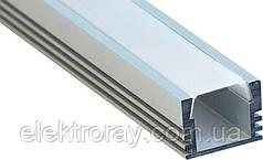 Алюминиевый накладной профиль Feron