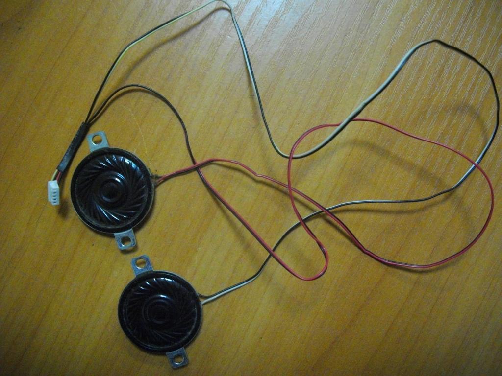 Динамики верхние MSI L745 L735 L715