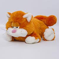 Детская мягкая игрушка,котик Мурчик,коричневый