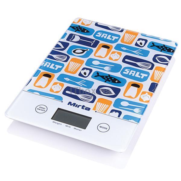 Весы кухонные MIRTA SKE 305 S