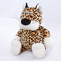 Детская мягкая игрушка,леопард Сафари