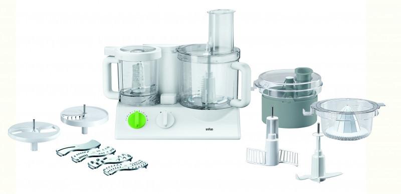 Кухонний комбайн BRAUN FX 3030 WH