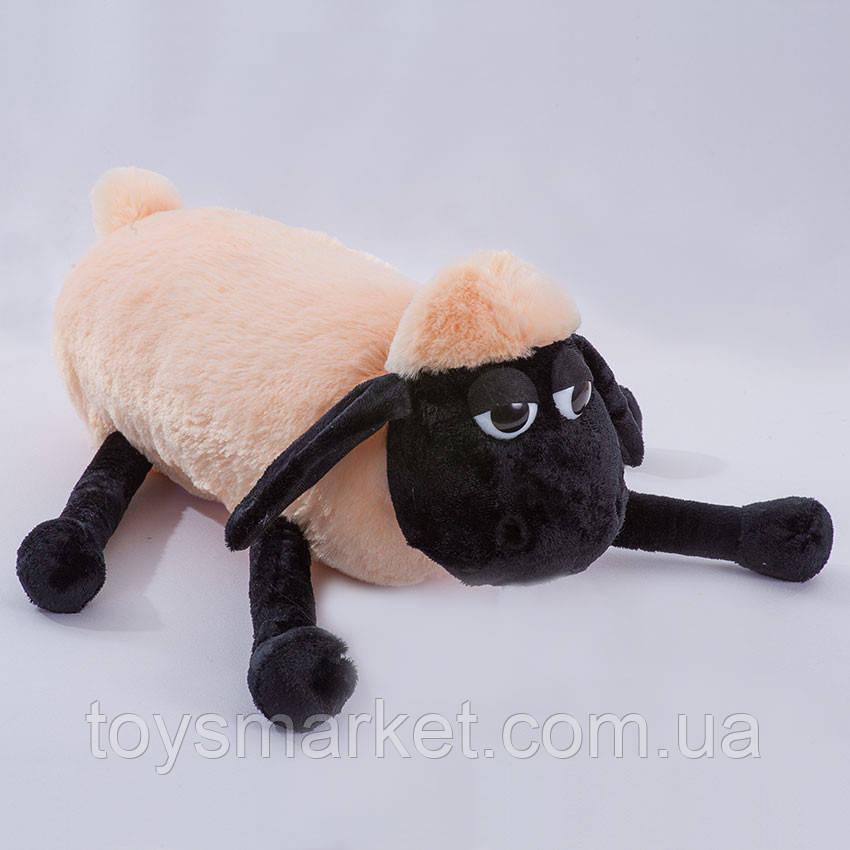 Подушка-игрушка Овечка, 45 см.
