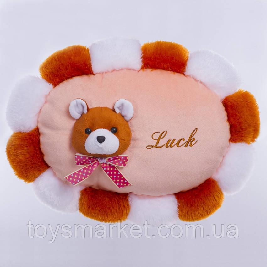 Детская подушка Медведь Luck