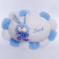Детская подушка, Зайчик,Luck