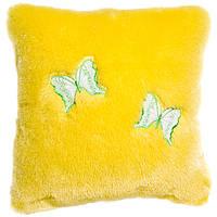 Детская подушка,Фантазия,желтая
