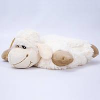 Детская подушка-складушка,овечка Белла